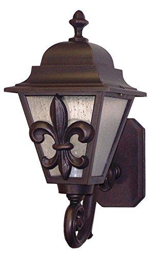 Fleur De Lis Outdoor Lighting in Florida - 5