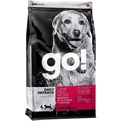 Petcurean Go Daily Defence Dog Food Lamb (25 lb)