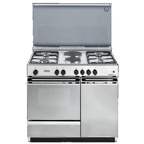 glem gas aer96mi3 cucina 90x60 cla pb inox 4f f.e.: amazon.it ... - Cucine Glem Gas