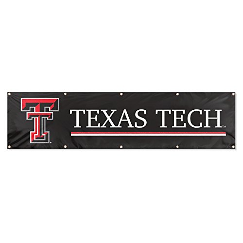 Party Animal Texas Tech Red Raiders 8'x2' NCAA College Banner