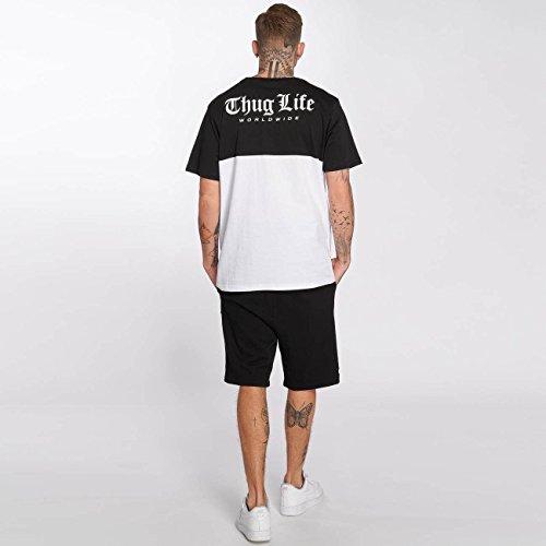 1f0da1a7b8 THUG LIFE Hombres Pantalones Pantalón cortos Lion Venta caliente 2018