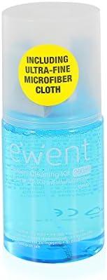 Ewent EW5671 - Kit de limpieza (spray 200 ml + paño 20 x 20 cm)