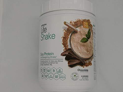 Shaklee Life Energizing Shake (Soy Chocolate) (Shaklee Protein Shakes)