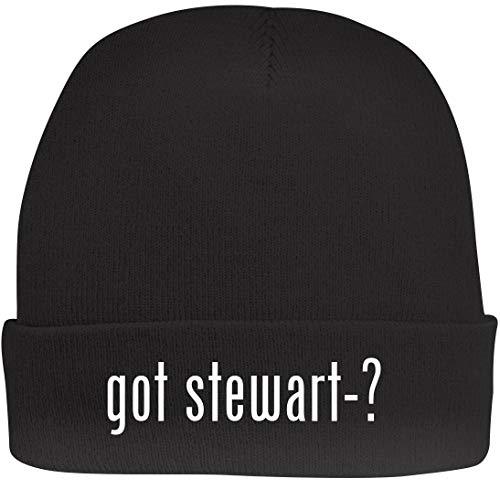 (Shirt Me Up got Stewart-? - A Nice Beanie Cap, Black, OSFA)