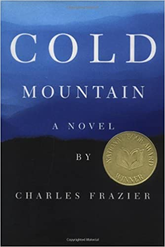 Image result for cold mountain cover