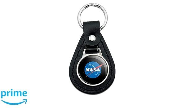 NASA Design Logo Alloy Key Chains Keychain Keyfob Keyring