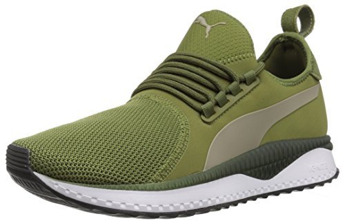 PUMA Men's Tsugi APEX Sneaker, Capulet Olive-ash-Forest Night, 6.5 M US