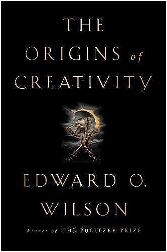 Amazon the origins of creativity 9781631493188 edward o amazon the origins of creativity 9781631493188 edward o wilson books fandeluxe Gallery