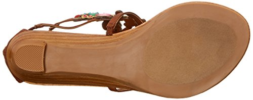 Araminta Women's Box Wedge Yellow P Multi Zt754xvw