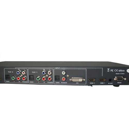 Cable Matters Commercial grade Switcher Scaler