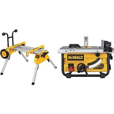 DEWALT DW7440RS Rolling Saw Stand