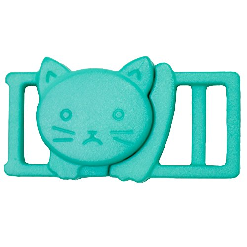 Breakaway Cord Feature (Plastic Breakaway Cat Buckle - 3/8