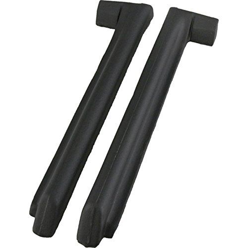 - Eckler's Premier Quality Products 25371900 Corvette Side Window Rear Vertical Weatherstrip Left & Right Coupe Good Quality