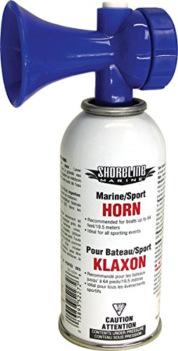 Shoreline Marine Air Horn - 3.5 oz (Coors Case Light)
