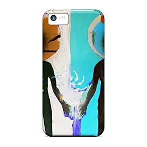 Best Hard Phone Cases For Iphone 5c With Provide Private Custom HD Massive Attack Band Image Marycase88