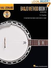 Hal Leonard Banjo Method - Book 1 - Book/CD Pkg. 2nd Edition (Paperback)
