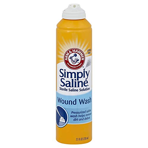 Simply Saline - Wound Wash Simply Saline - 7.1 oz. for sale  Delivered anywhere in USA