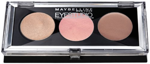 Maybelline New York Eye Studio Color Gleam Cream Eyeshadow, Rose Revolution, 0.1 Ounce ()