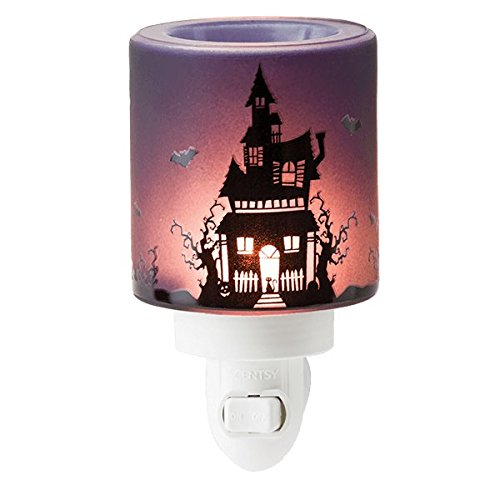 SCENTSY SPOOKY HALLOWEEN HOUSE PLUG IN WARMER SOLD OUT!!! ()