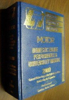 Domestic Engine Performance & Driveability Manual: General Motors Corporation Passenger Cars: 1 (Motor Domestic Engi