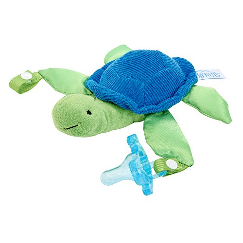dr-browns-lovey-pacifier-and-teether-holder-0m-turtle-with-blue-pacifier