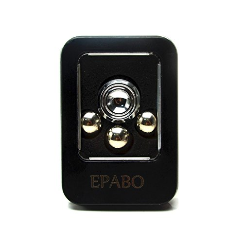 EPABO / Fidget Toy Unique Mono Polar Orbiters Spinner EDC Focus Toy for Adults – Stress Reducer Relieves ADHD Anxiety