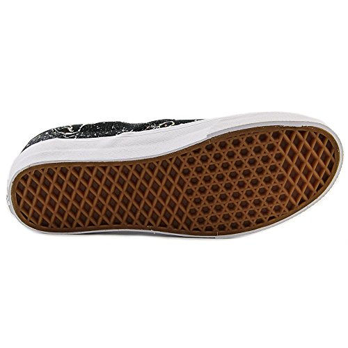 Furgonetas Unisex Classic Slip-On Liberty zapatillas de deporte Black