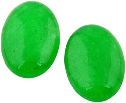 5 Pieces Huge 27mm to 41mm Natural Ice Crystal Gemstone Flat Back Cabochons BB46513 Smooth Calcite Loose Gem Stone