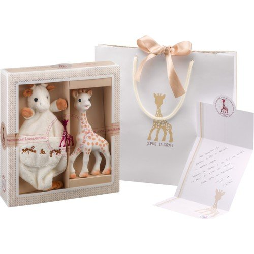 Serra Baby Sophie The Giraffe Sohiesticated New Born Kit 3