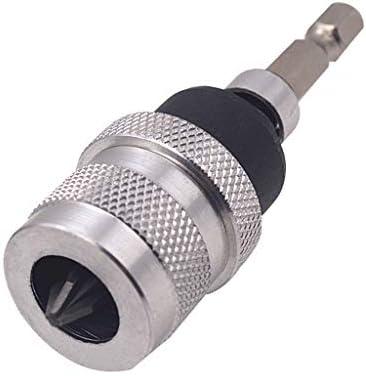 Rongzou Schraubendreher Bit - 6 Teile/Satz Schnellspanner Verlängerungsstange Bohrwinkel Handwerkzeug