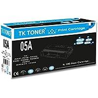 TK TONER TK-505A - CE505A TONER