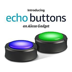 Echo Buttons (2 Buttons Per Pack)