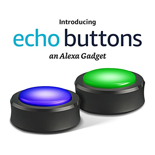 Review Echo Buttons, an Alexa