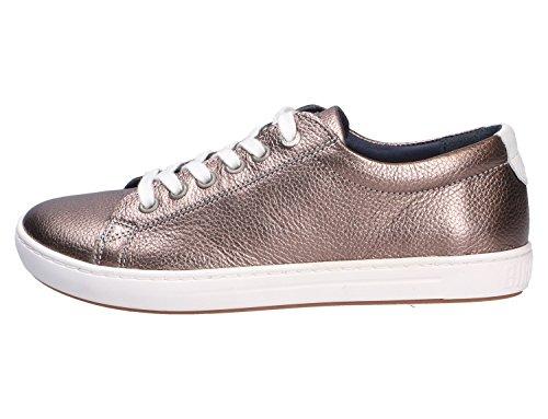 BIRKENSTOCK Arran Narrow Fit - Natural Leather Bronze 1007044