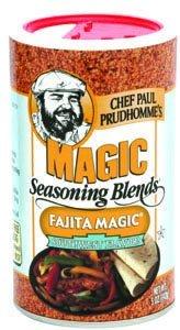 Fajita Magic - Chef Paul Seasoning Fajita Magic Blend 5.0 OZ(Pack of 3)