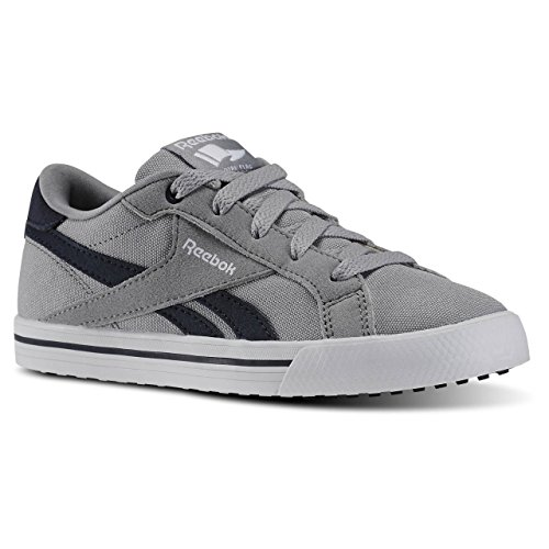 Bleu Blanc Marine Chaussures Étain Gris Reebok gris Blanc Royal Cvs Low De Comp Tennis Garçon qwBUzv