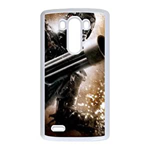 LG G3 White Terminator phone case Christmas Gifts&Gift Attractive Phone Case HLR500322669