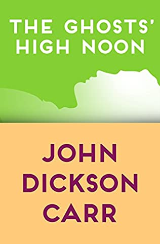 book cover of The Ghosts\' High Noon