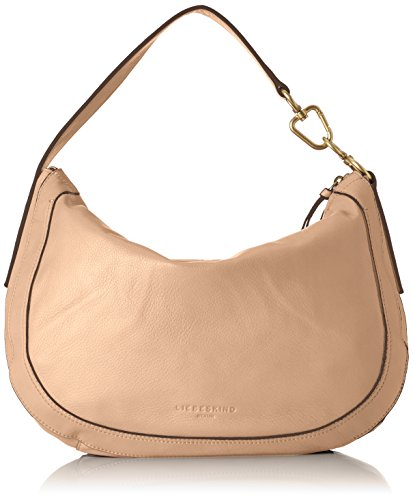 Liebeskind Berlin Women's Troyes Leather Hobo, Powder Blossom Blossom Hobo