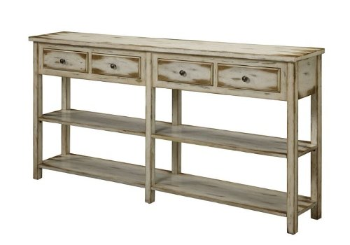 Coast To Coast Four Drawer Console - 32062