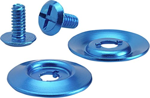 Vega 10mm Plastic Screw for XTV Half Helmet Shield Black