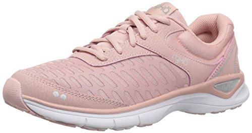 Ryka Women's RAE Walking Shoe, Pink, 8.5 M US