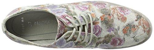 Zapatos 162 Tozzi Com de para Oxford Flower Cordones Blanco Wht 23208 Mujer Marco EFUq7OWEf