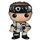 Funko Pop Movies-Ghostbusters, Dr. Raymond Stantz Action Figure