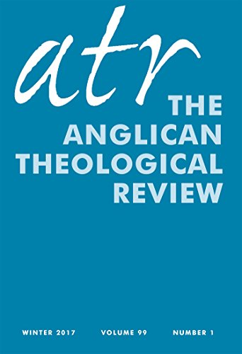 Anglican Theological Review: Winter 2017: Volume 99, Number - Review Holbrook