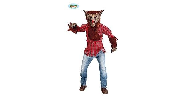Disfraz de hombre lobo: Amazon.es: Juguetes y juegos