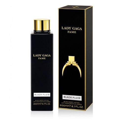 Lady Gaga Fame Black Fluid Lotion