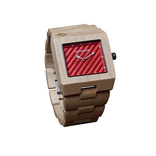 The Garwood American Maple Wood Watch –