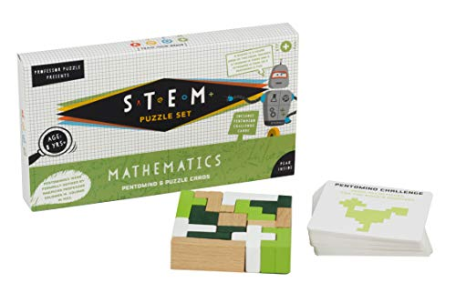 (S.T.E.M. Pentomino & Puzzle Cards)
