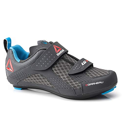 Louis Garneau Women's Actifly Indoor Cycling Shoes, A Collaboration with Reebok, Asphalt, US (6), EU (36)